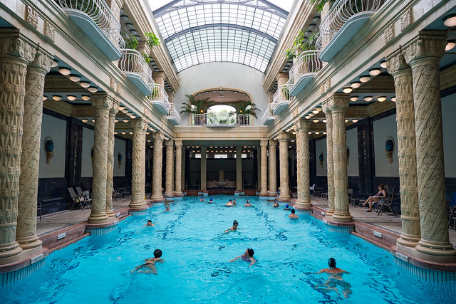 Gellert Baths - 48 Hours Somewhere