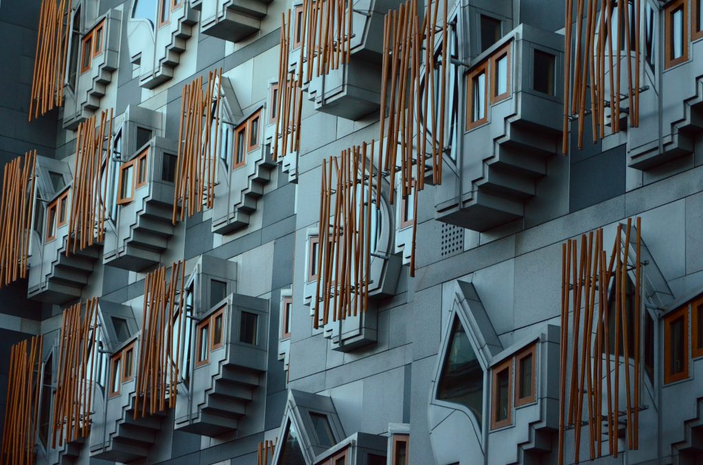 48 Hours in Edinburgh - Scottish Parliament Building