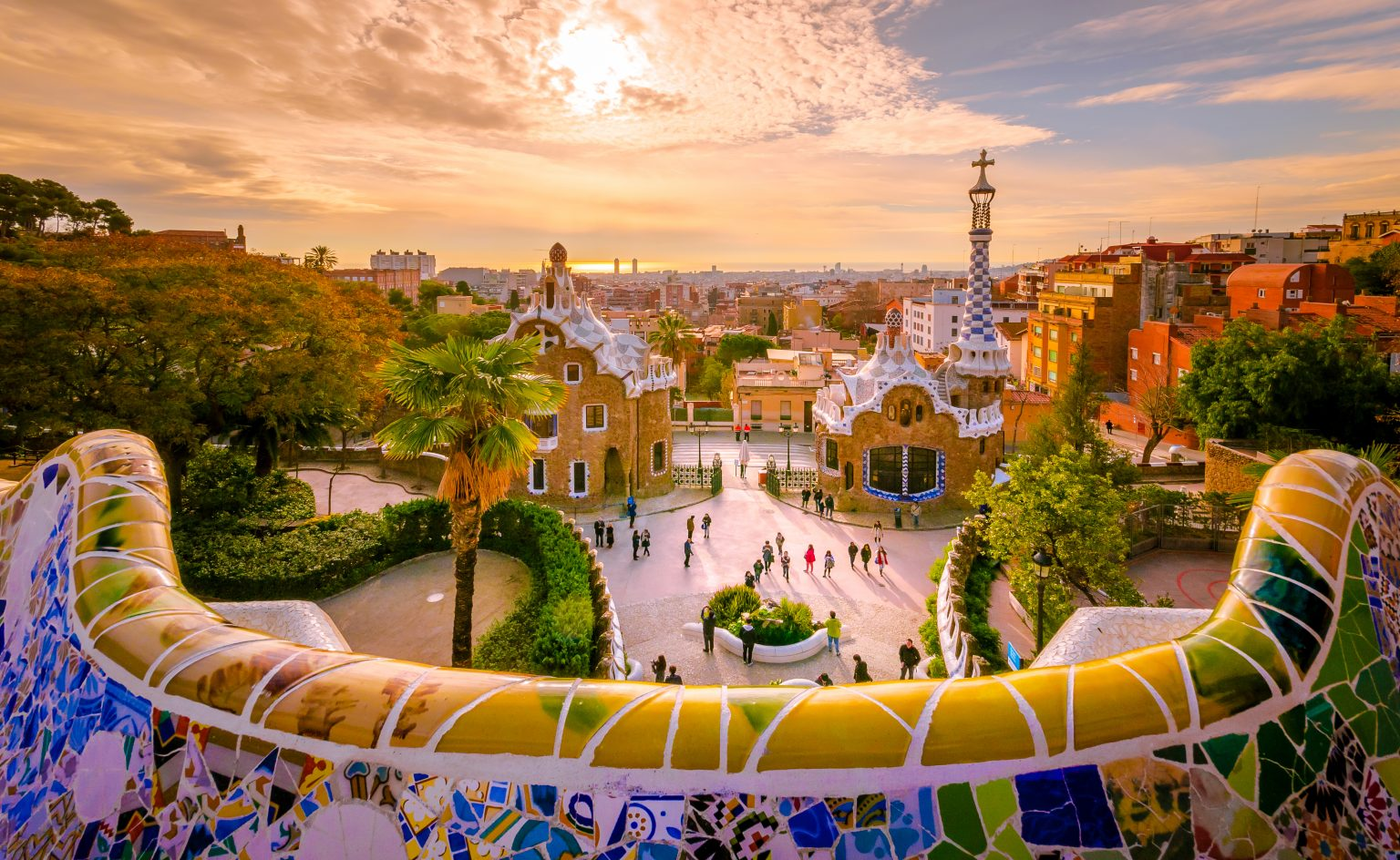 Park Guell - 48 Hours Somewhere