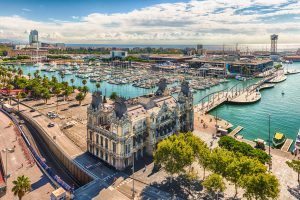 City Break in Barcelona - Barcelona Marina