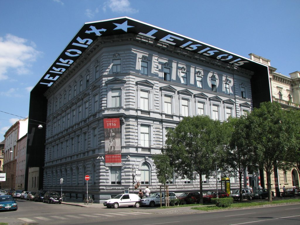 House of Terror - Things to do in Budapest