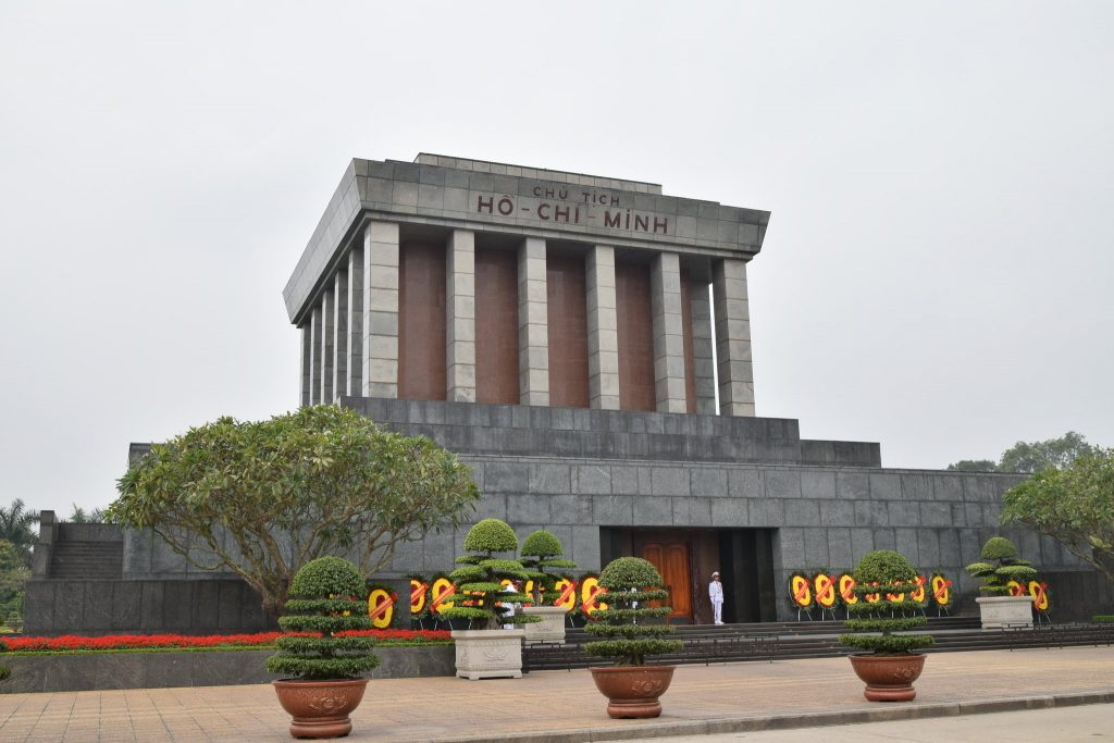 Ho Chi Minh Mausoleum - Things to do in Hanoi