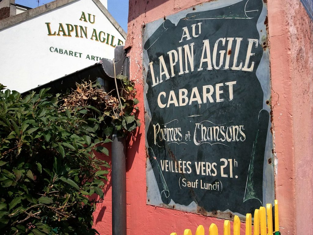 Lapin Agile Cabaret - Things to do in Montmartre