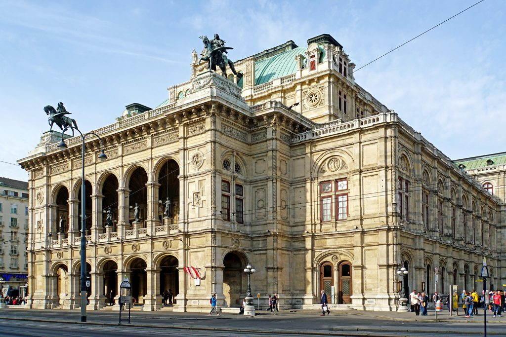 Vienna Opera House - Things to do in Vienna