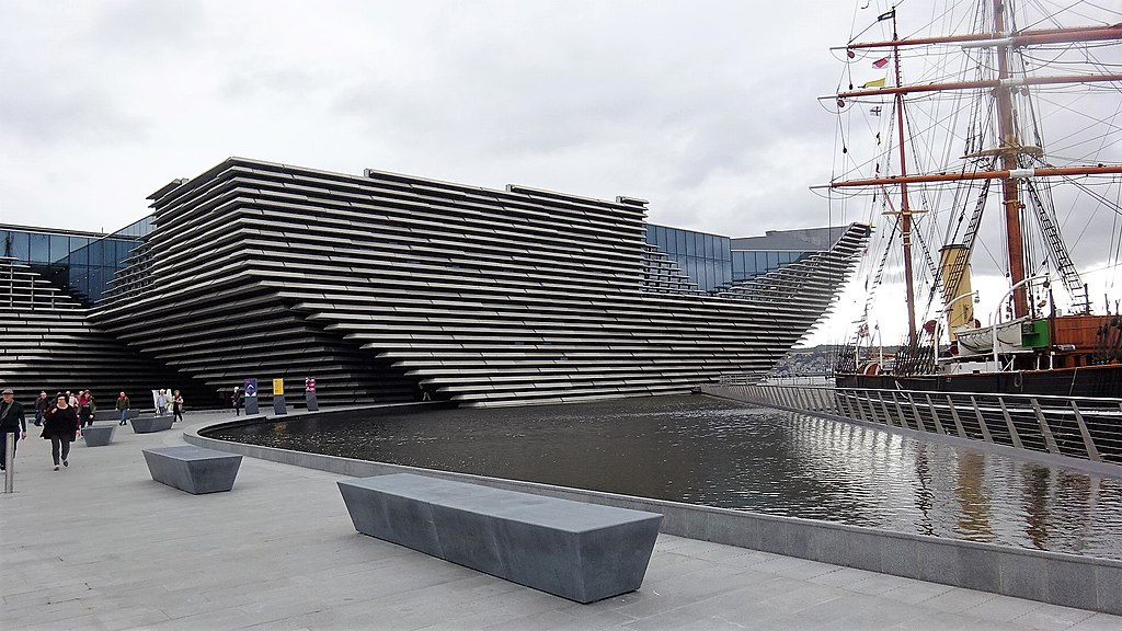 V & A Dundee - Best City Break in Scotland
