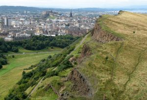View from Arthurs Seat Edinburgh - Things to do in Edinburgh