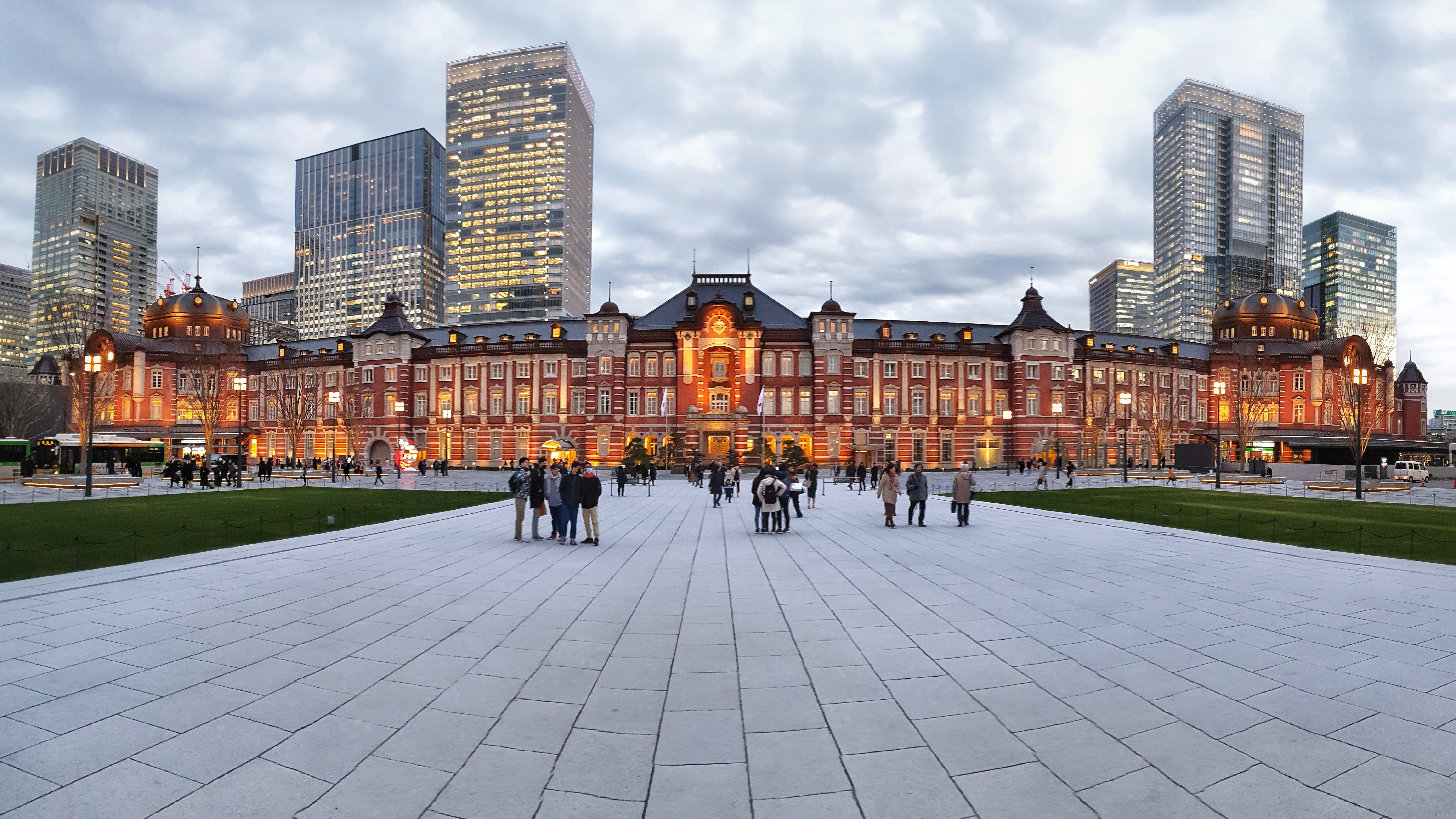 Tokyo Station - Where to stay in Tokyo