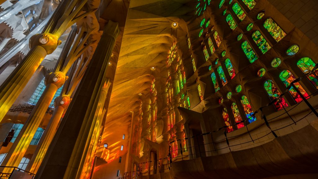 La Sagrada Familia - Top attractions in Barcelona