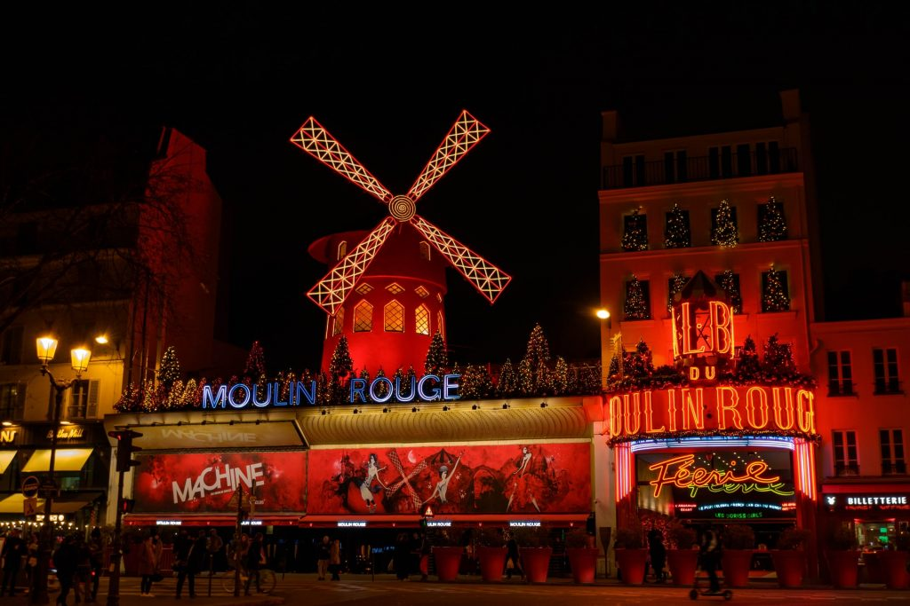 Moulin Rouge - Where to Stay in Paris