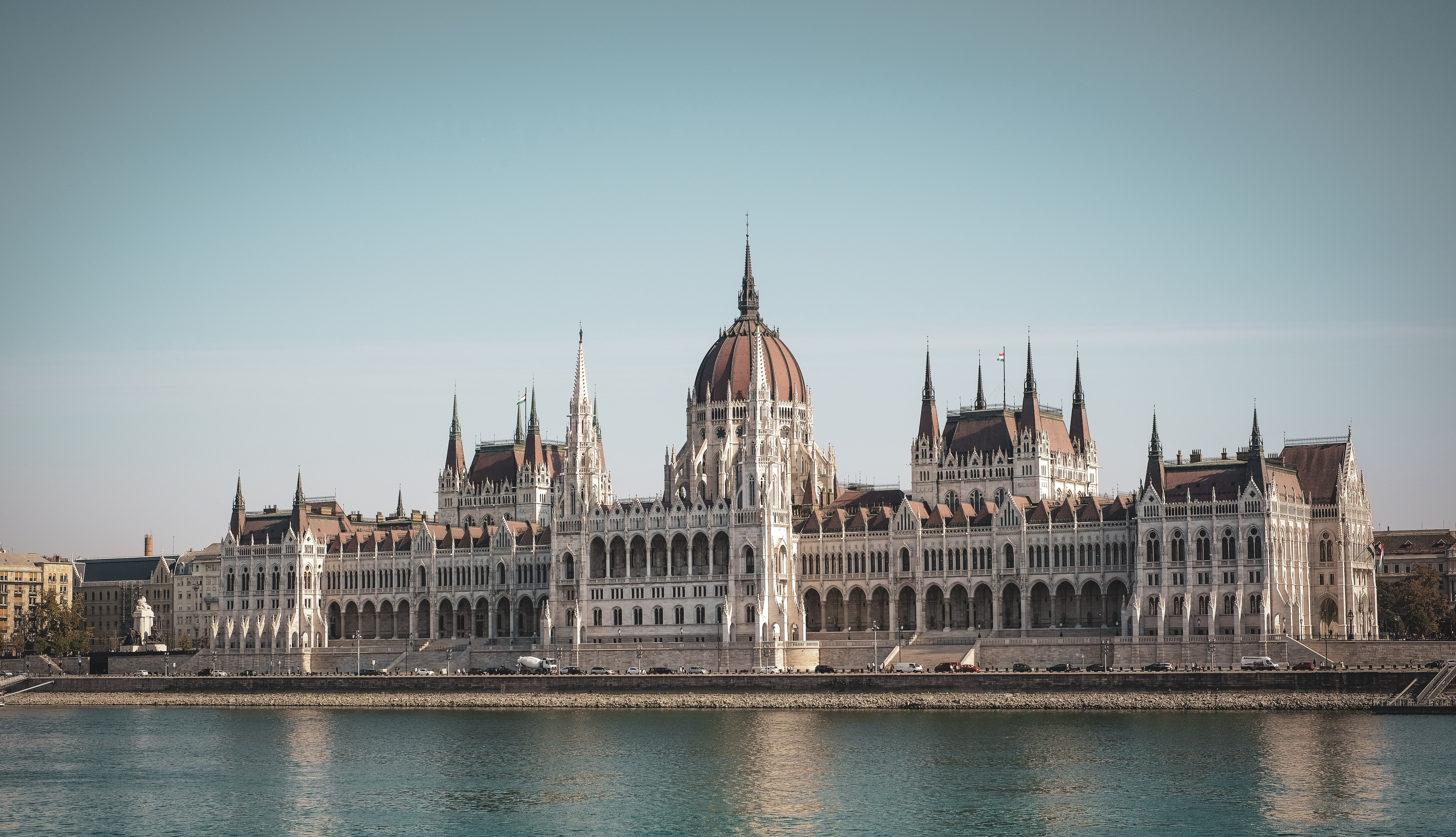 Hungarian Parliament Building - 48 Hours in Budapest
