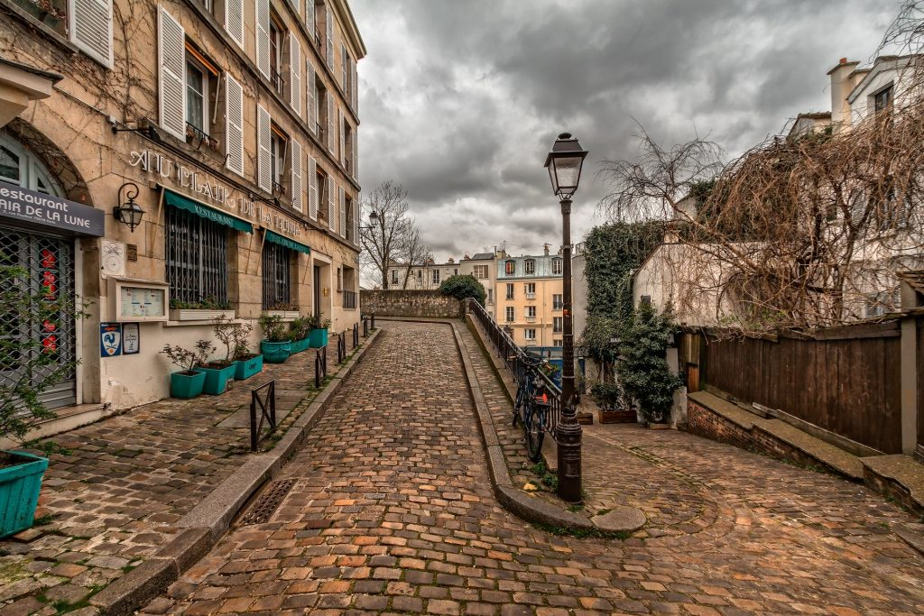 Montmartre, Paris - Where to stay in Paris