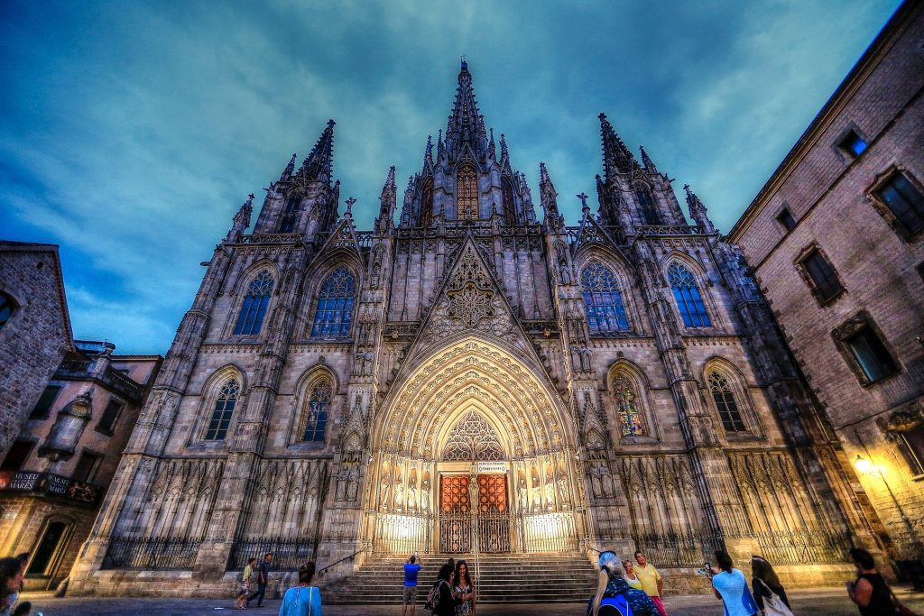 Barcelona Cathedral - Top Attractions in Barcelona