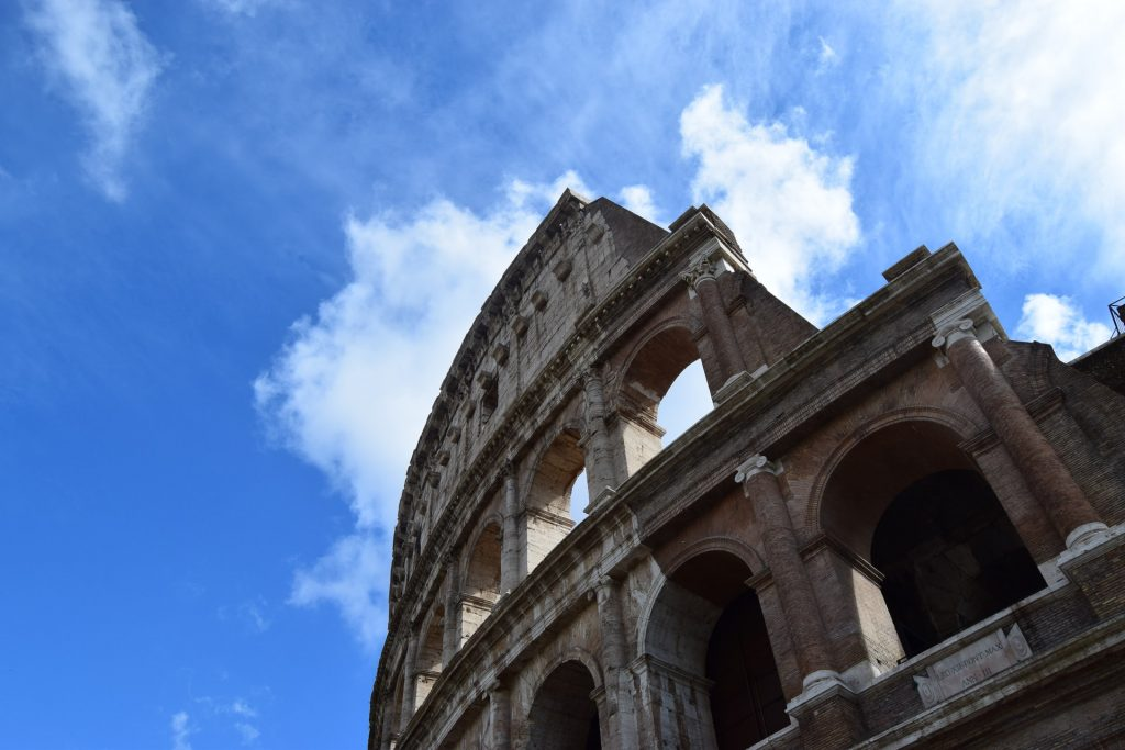 Colosseum - Attractions in Rome