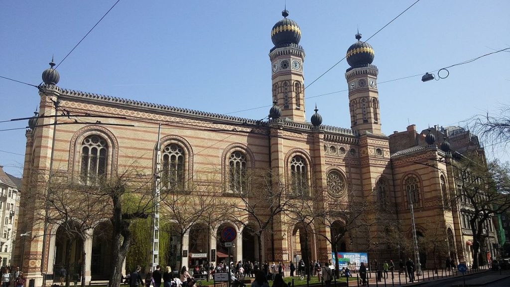 Dohany street Synagogue - Where to stay in Budapest