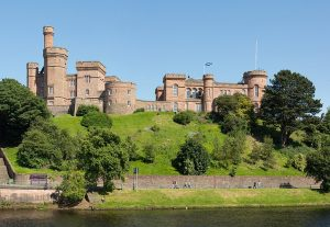 Inverness Castle - Best City break in Scotland