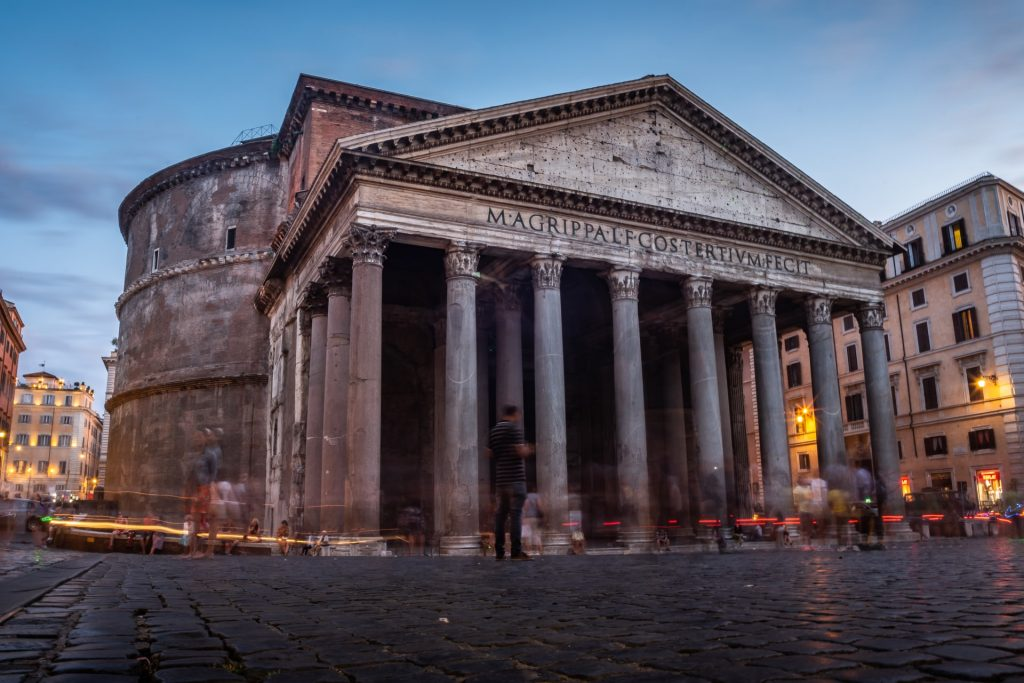 Pantheon - Attractions in Rome
