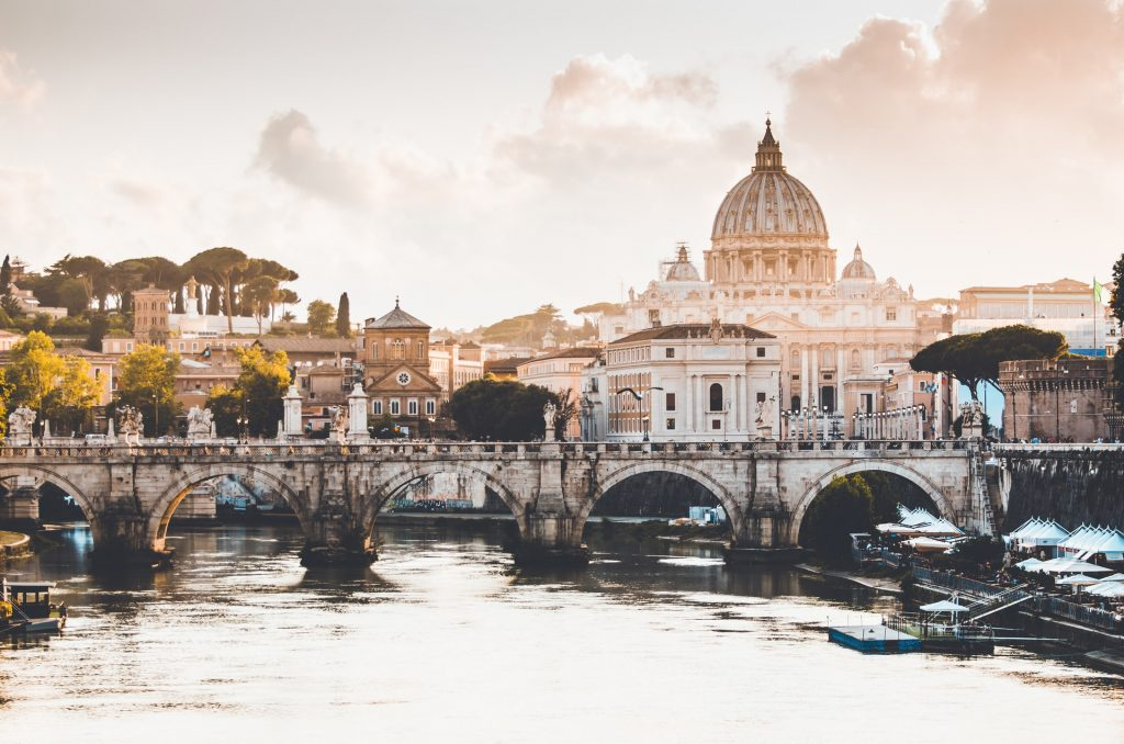 Vatican City View - Attractions in Rome