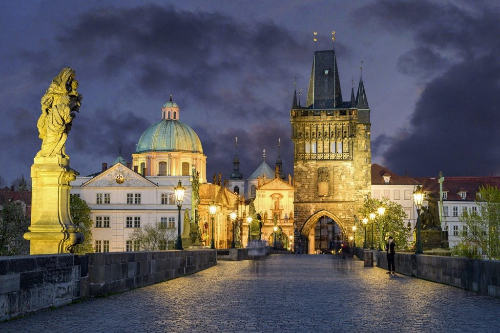 Chrales Bridge - 48 Hours in Prague