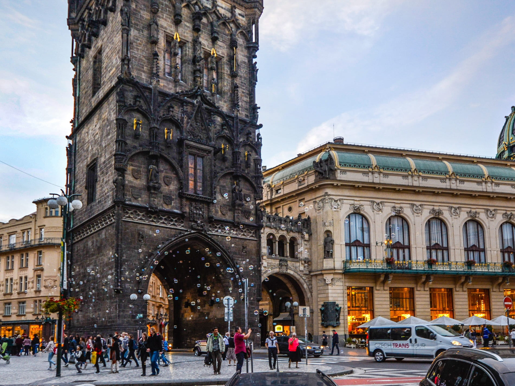 powder tower - Where to Stay in Prague