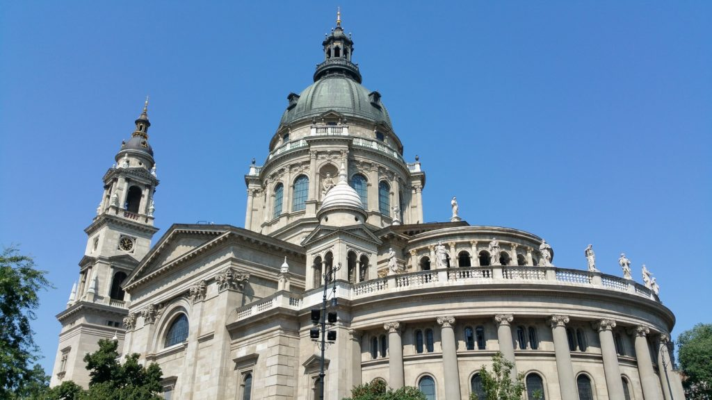 St Stephens Basilica - Where to Stay in Budapest