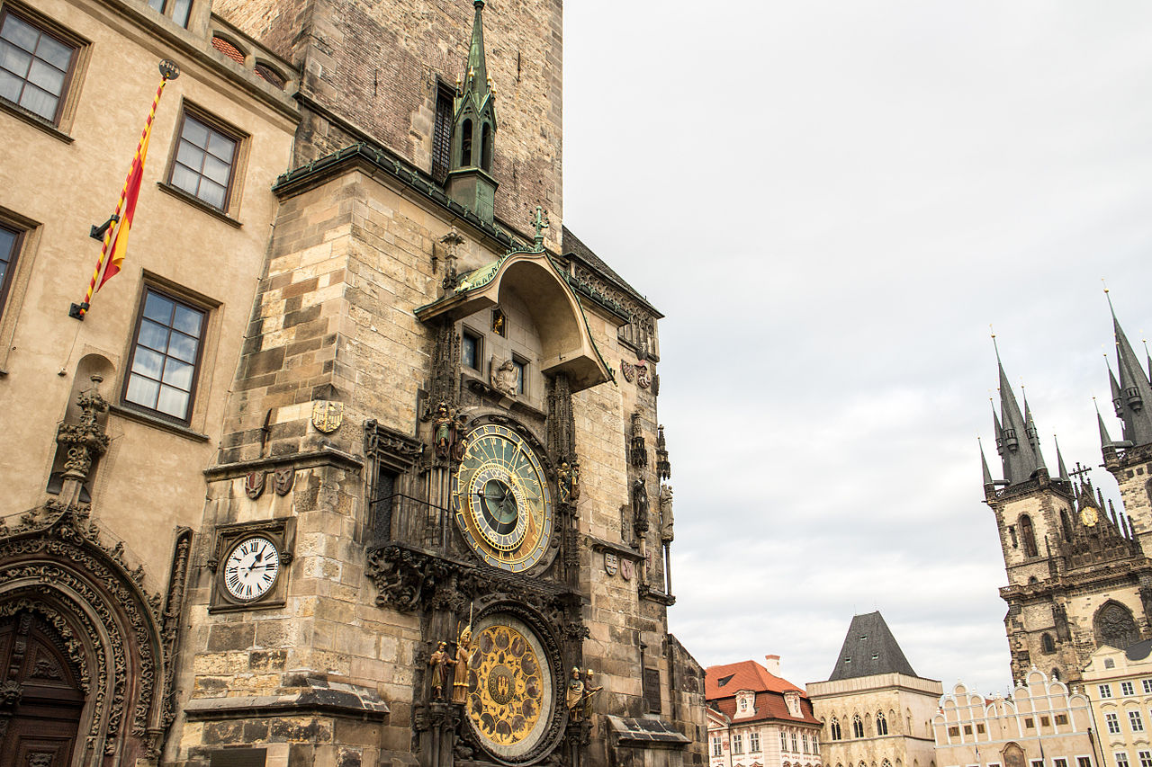 Astronomical Clock Prague - Attractions in Prague