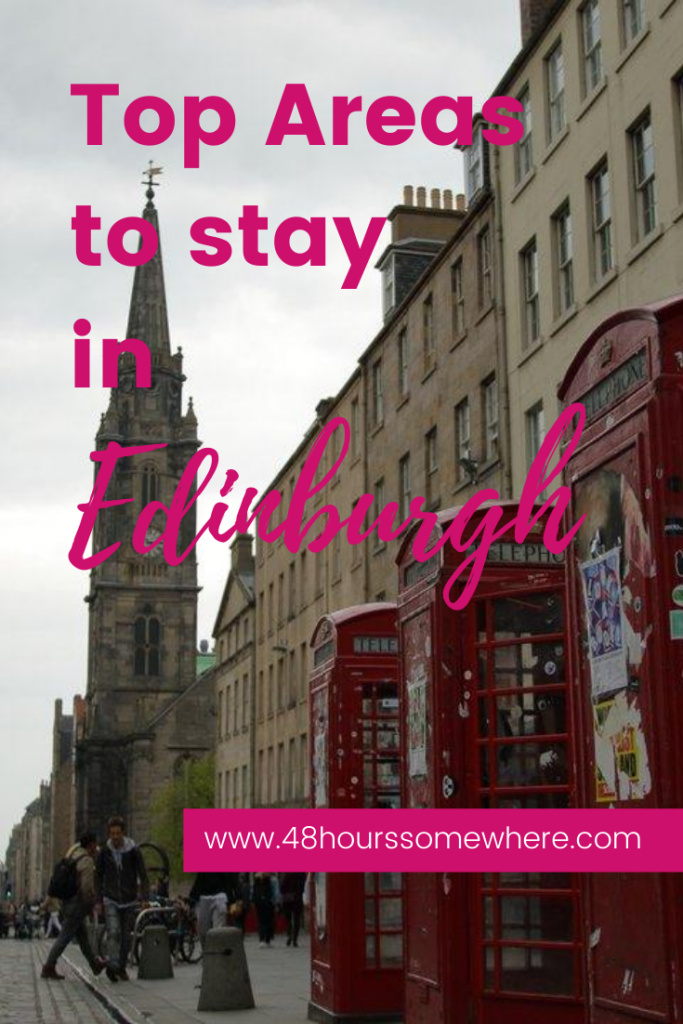 Edinburgh, the capital of Scotland and one of the most beautiful cities in the country has lots to offer visitors.  When you are looking for the best places to stay in Edinburgh you have to take into account what you want out of the visit, is it your first time visit to Edinburgh or a return that you want to get something different from?