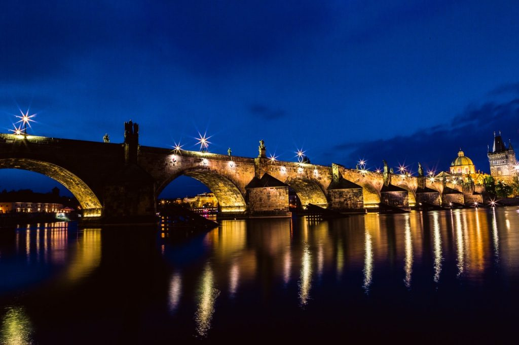 Charles Bridge - Attractions in Prague