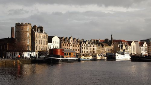 Leith - Best Places to Stay in Edinburgh
