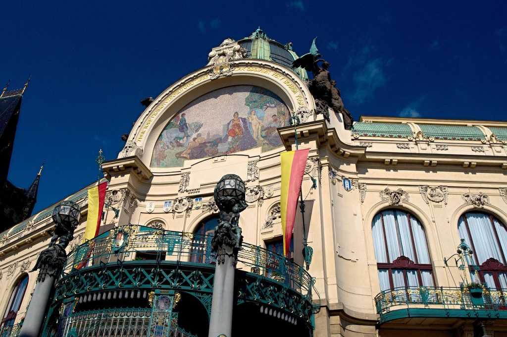Municipal House - Attractions in Prague