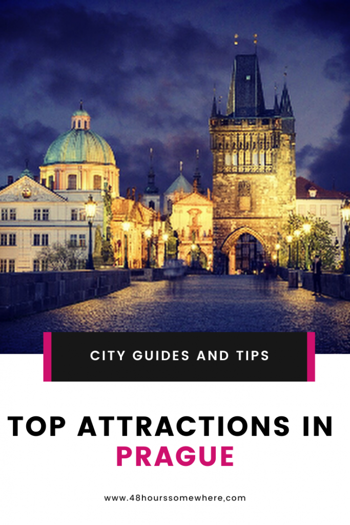 When staying in Prague visitors get to experience so many different corners of the city, from royal castles to inviting alleyways, intimidating Gothic to Art-Nouveau, and poignant museums to peaceful monasteries.