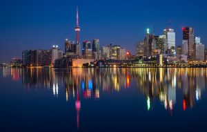 Toronto Skyline - 48 Hours in Toronto